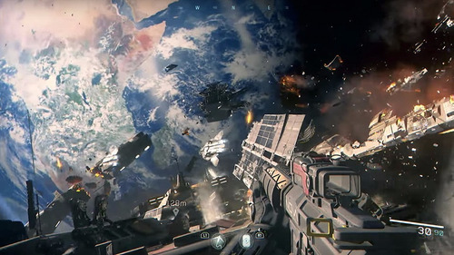 call of duty infinite warfare para xbox one nuevo