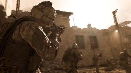 call of duty modern warfare 2019 español playstaiton 4