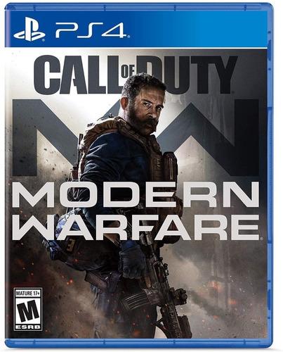 call of duty modern warfare 2019 nuevo sellado fisico envios