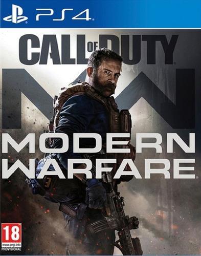 call of duty modern warfare ps4 juego digital cod mw play 4