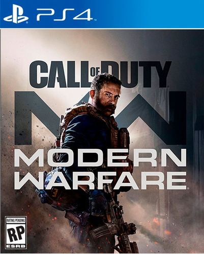 call of duty modern warfare ps4 play 4 físico mercadopago