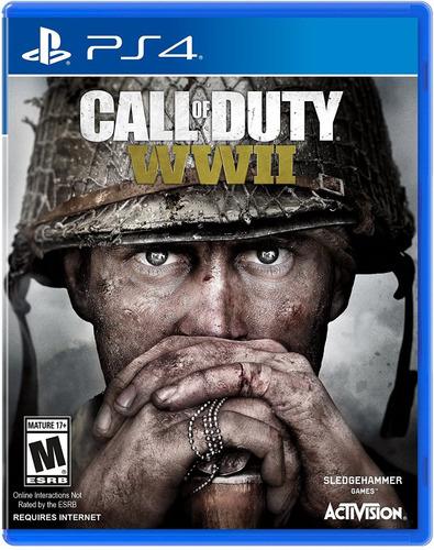 call of duty ww2 digital (código) / ps4