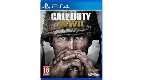 call of duty ww2 disco fisico original