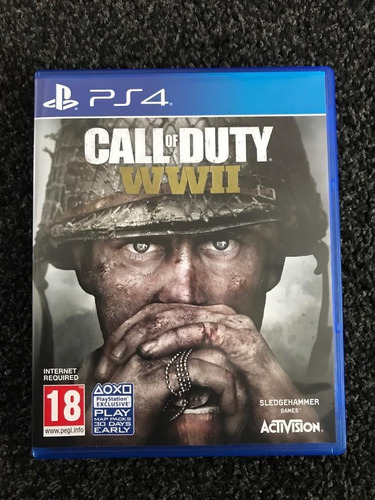 call of duty ww2 ps4  digital