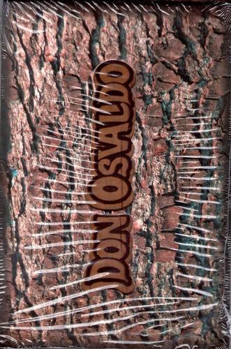 callejeros + don osvaldo  lote de 7 cds 100% originales