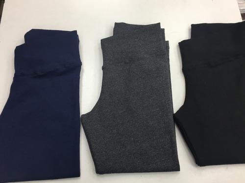 calza niña lycra / algodón deporte chupin azul francia - t