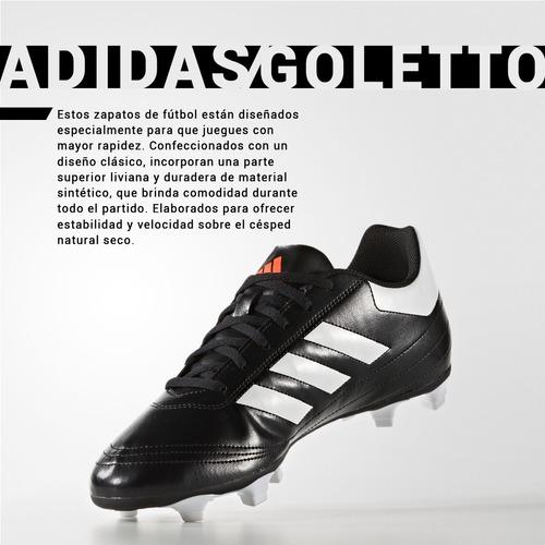 calzado adidas fútbol
