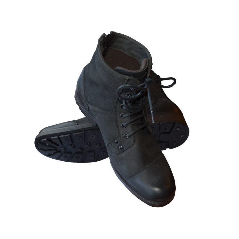 Calzado Botas Hombre Cuero Jean Vernier 1451713