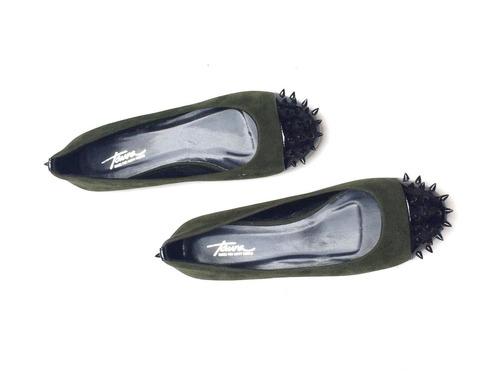 calzado chatitas taura