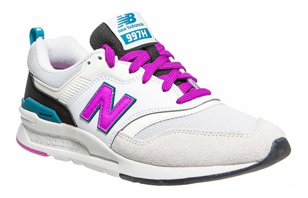 new balance 997h blanco