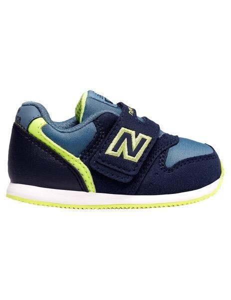 new balance niños 27