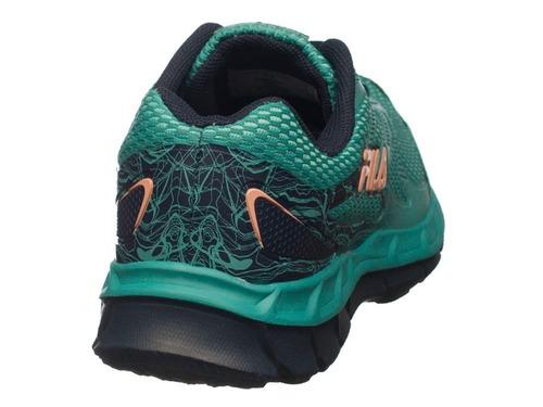 calzado fila mujer championes correr