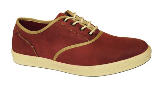 calzado pampero tipo zapatilla rockana modelo tampa