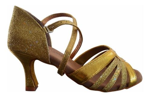 calzado zapato de baile danza salsa bachata merengue