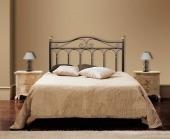 cama hierro forjado,fabrica de muebles,decoracion,2 plazas