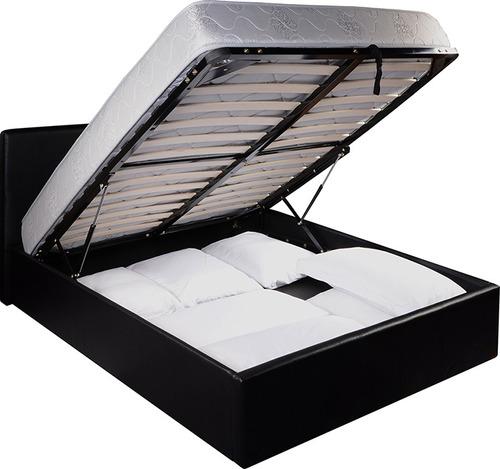 cama prado camas 2 plazas dormitorios baúl box divino