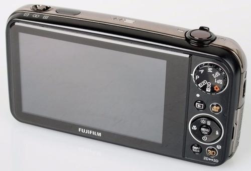 camara 3d fuji finepix real 3d w3, saca y mira al momento.