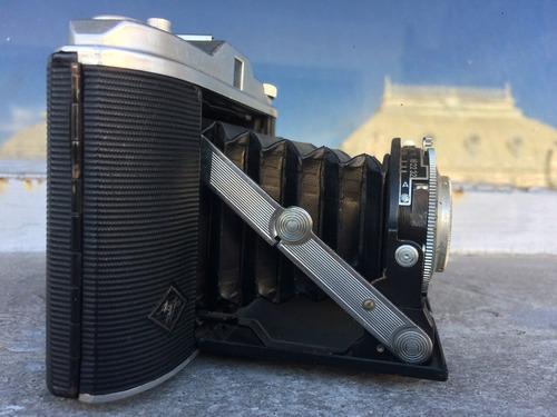cámara antigua, agfa