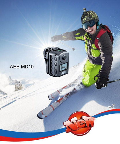 camara aventura sports aee md10 full hd wifi, rosas hermanos