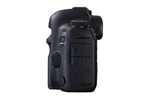 camara canon eos 5d mark iv full frame digital slr camera