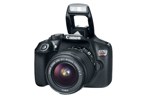camara canon eos rebel t6 reflex 18-55mm 18 mp | upgrade