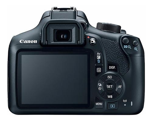 camara canon eos rebel t6 wifi nfc 1080p full hd + regalo