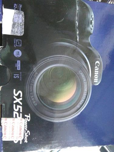 camara canon powershot sx520 hs