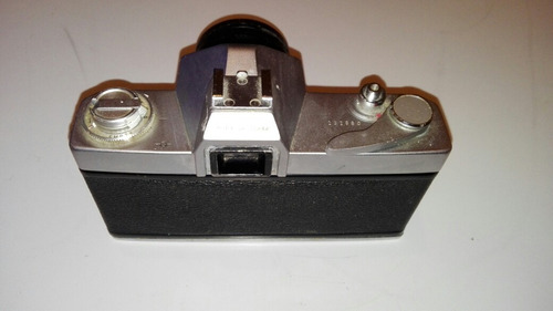 cámara de fotos antigua ricoh singlex tls