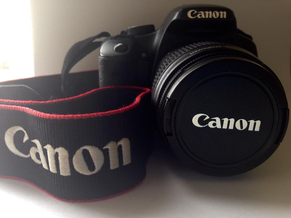 Cámara De Fotos Canon Eos Digital Rebel Xsi 18-55mm  - U$S 330,00