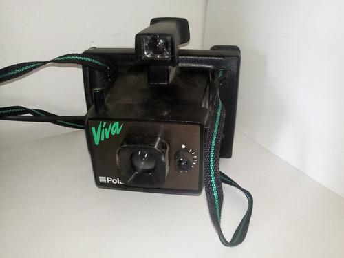 cámara de fotos instantanea polaroid viva