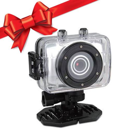 camara de fotos y video hd p/ deportes extremos xion regalo