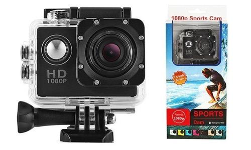 cámara deportiva t/ go pro sumergible full hd1080p 3undxu$75