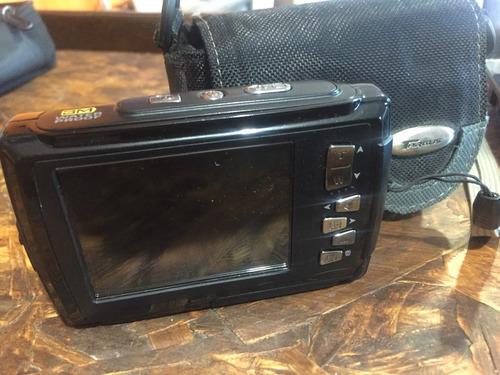 cámara digital hp sumergible