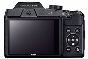 camara digital nikon coolpix b500 - mdp