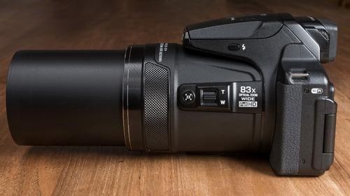 camara digital nikon p900 , 1 año garantía oficial!!