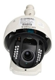 cámara domo exterior hd zoom x3 onvif y vea en celular