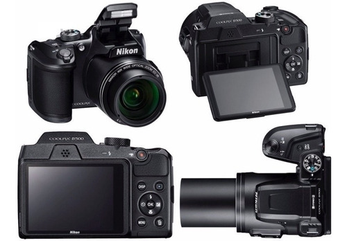 camara foto video nikon wifi 16mpx bluetooth