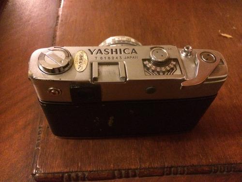 camara fotografica antigua, yashica