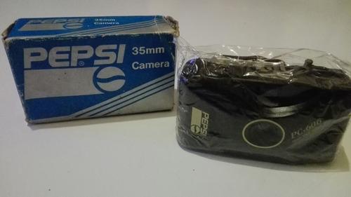 cámara fotográfica pepsi