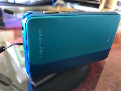 cámara fotográfica sony cybershot waterproof