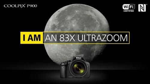 camara fotos digital nikon coolpix p900 + envios gratis