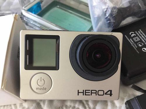 cámara gopro hero 4