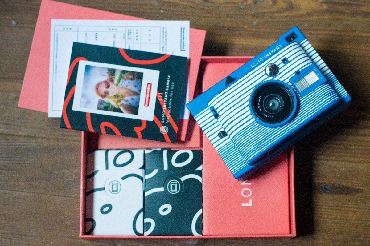 Camara Instantanea Lomo Instant Cartuchos Us 17500 En Mercado Libre Lomography Camera Lenses San Sebastian Edition Cargando Zoom