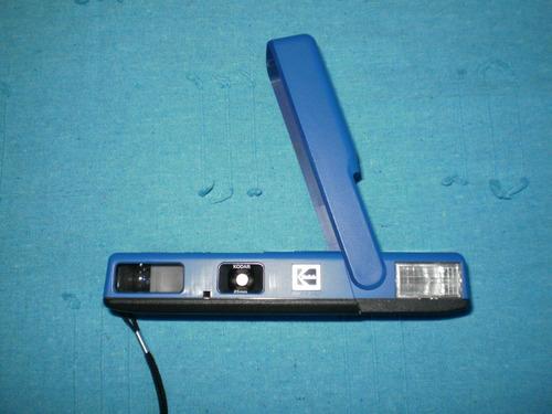 cámara kodak 110, año 1990