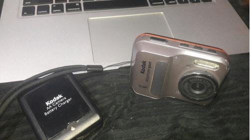 cámara kodak easyshare sport c123