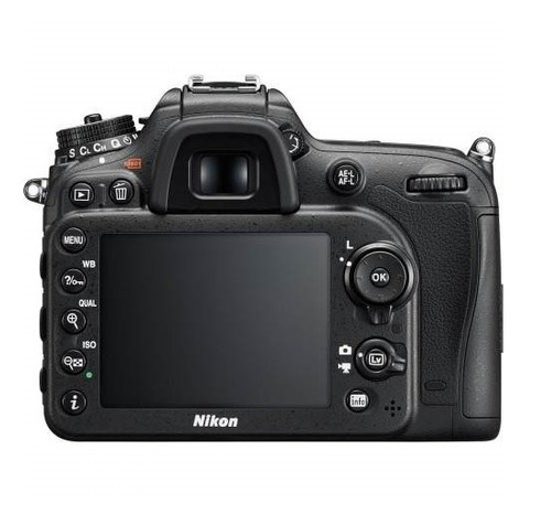 cámara nikon d7200 kit lent18-140mm vr 24.2mp full hd+bolso