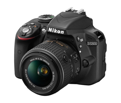 cámara nikon digital