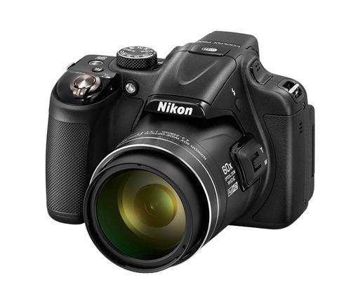 camara nikon p600  wifi 16mp full hd 6 meses garantia