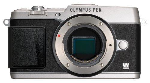 camara olympus e-p5 16.1 mp mirrorless digital camera with