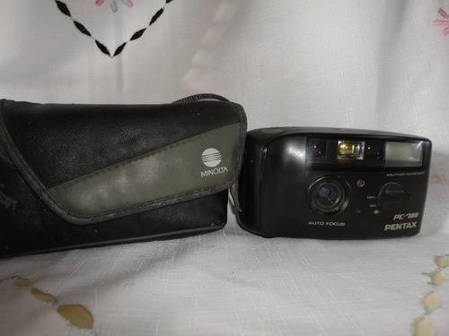 camara pentax pc-700 autofoco $500